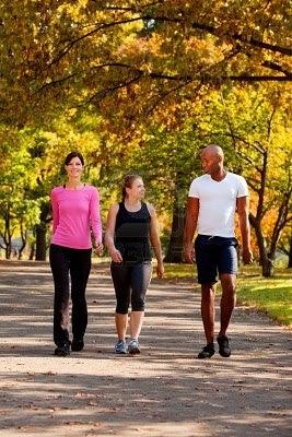 El Ejercicio ayuda a adelgazar y evitar estrías