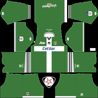SSD Parma Calcio 2018 - 2019 GK Third Kit