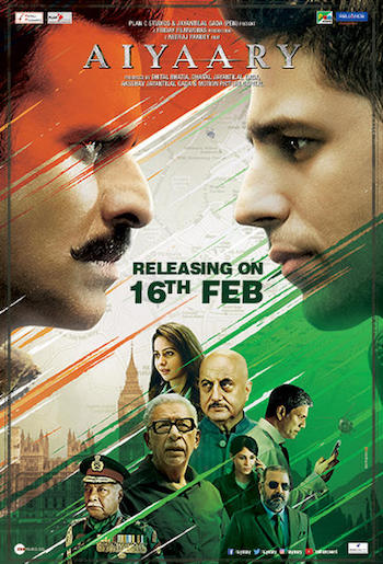 Aiyaary 2018 pDVDRip 480p Hindi 400MB