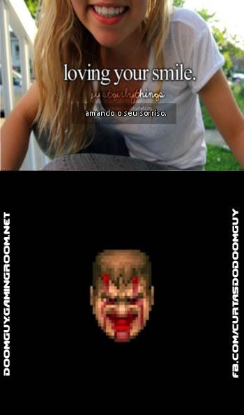 Doomguy para meninas