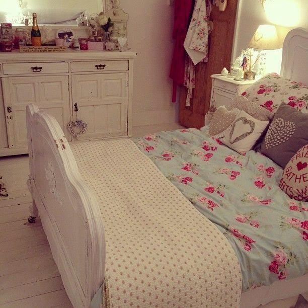 Girly Vintage Bedroom Designs: Decorando O Quarto