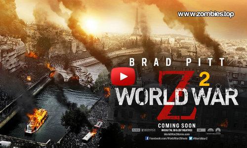 trailer de Guerra Mundial Z 2