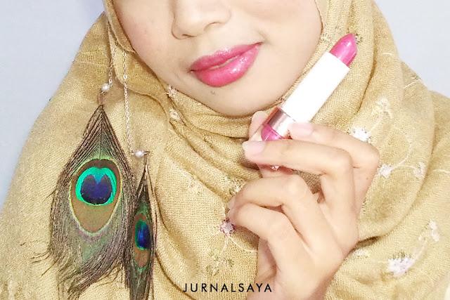 lipstik matte metallic sariayu