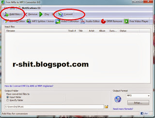How to download m4a files from email
