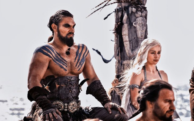 "Jason Momoa de ""Game of Thrones"" podría revivir a El Cuervo"