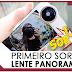 Sorteio Kit Lente Panoramica Olho De Peixe Para Smartphone E Tablet