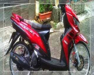 modifikasi motor mio 2010 modifikasi motor mio fino