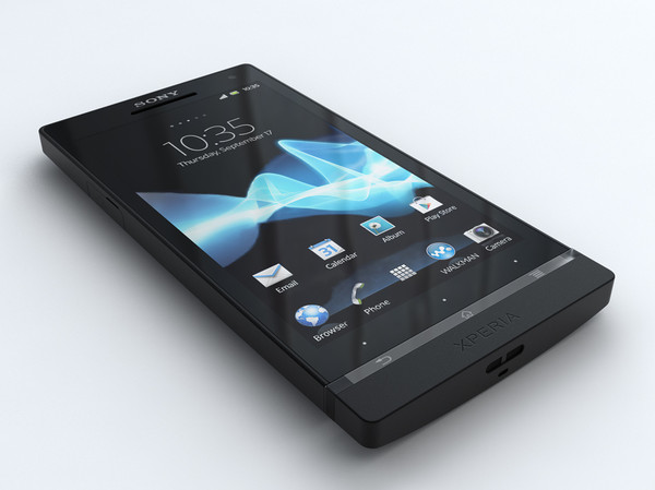 Sony Xperia SL Specifications Review