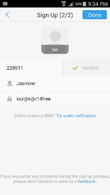 cara mendapatkan kode Aplikasi Whast call