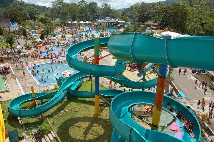 Minang Fantasi Water Park
