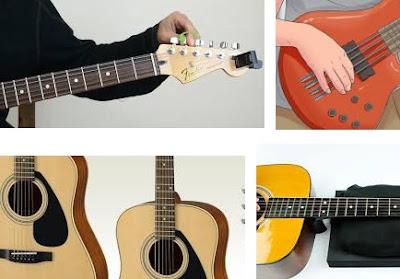 Belajar Gitar Dalam Waktu 1 Minggu BISA