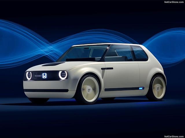 2017 Honda Urban EV Concept - #Honda #Urban #EV #Concept