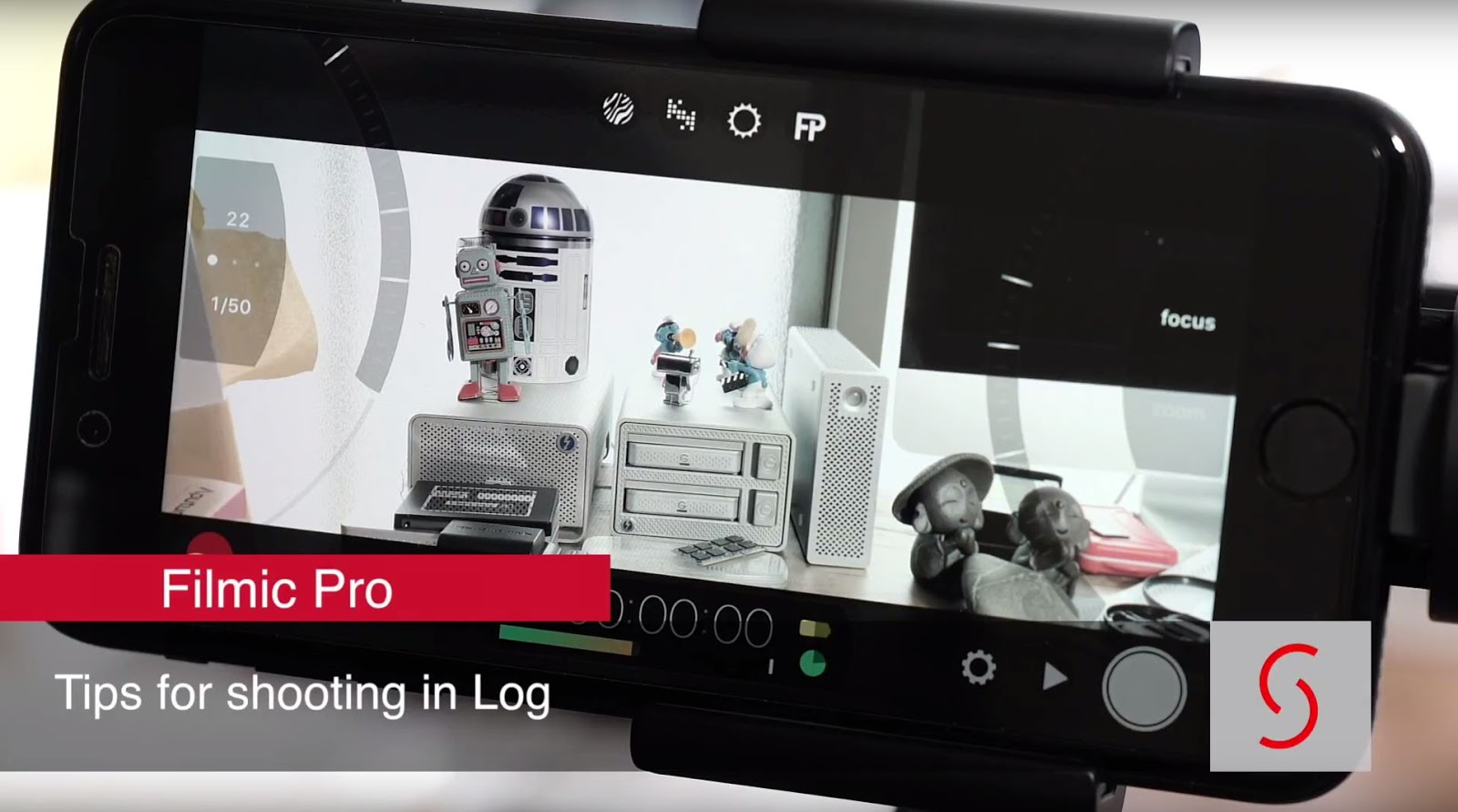Filmic Pro Version 6: Tips for shooting Log on your iPhone