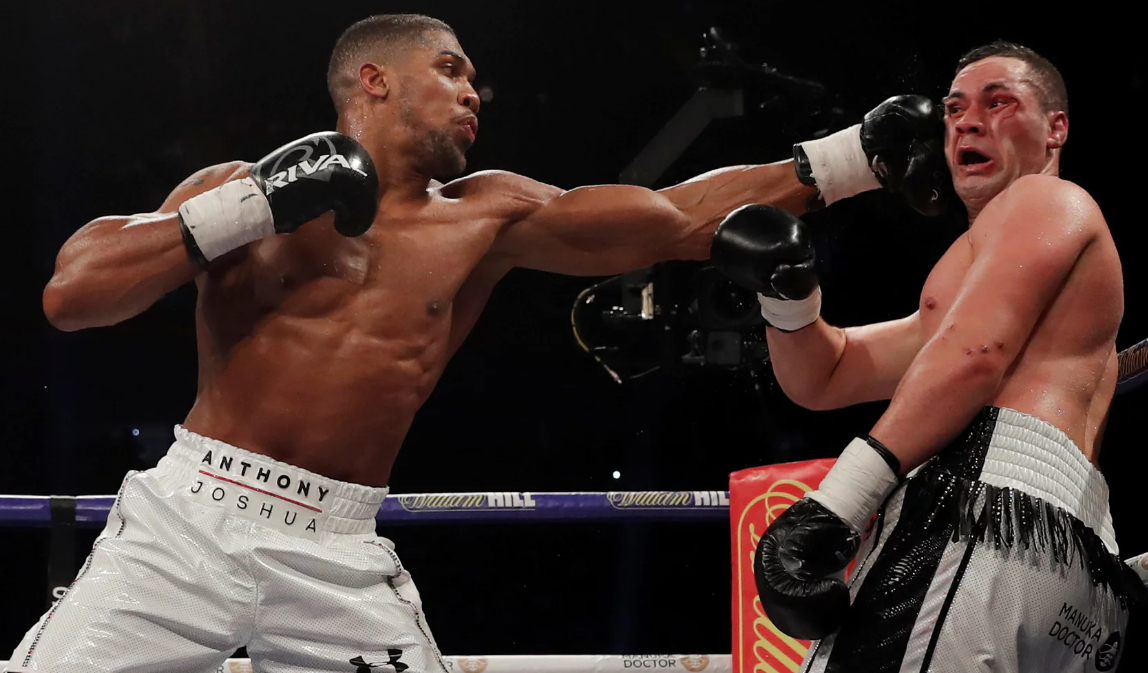 Boxen Anthony Joshua