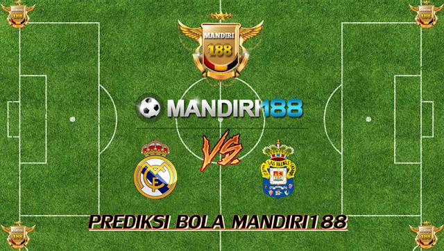AGEN BOLA - Prediksi Real Madrid vs Las Palmas 6 November 2017