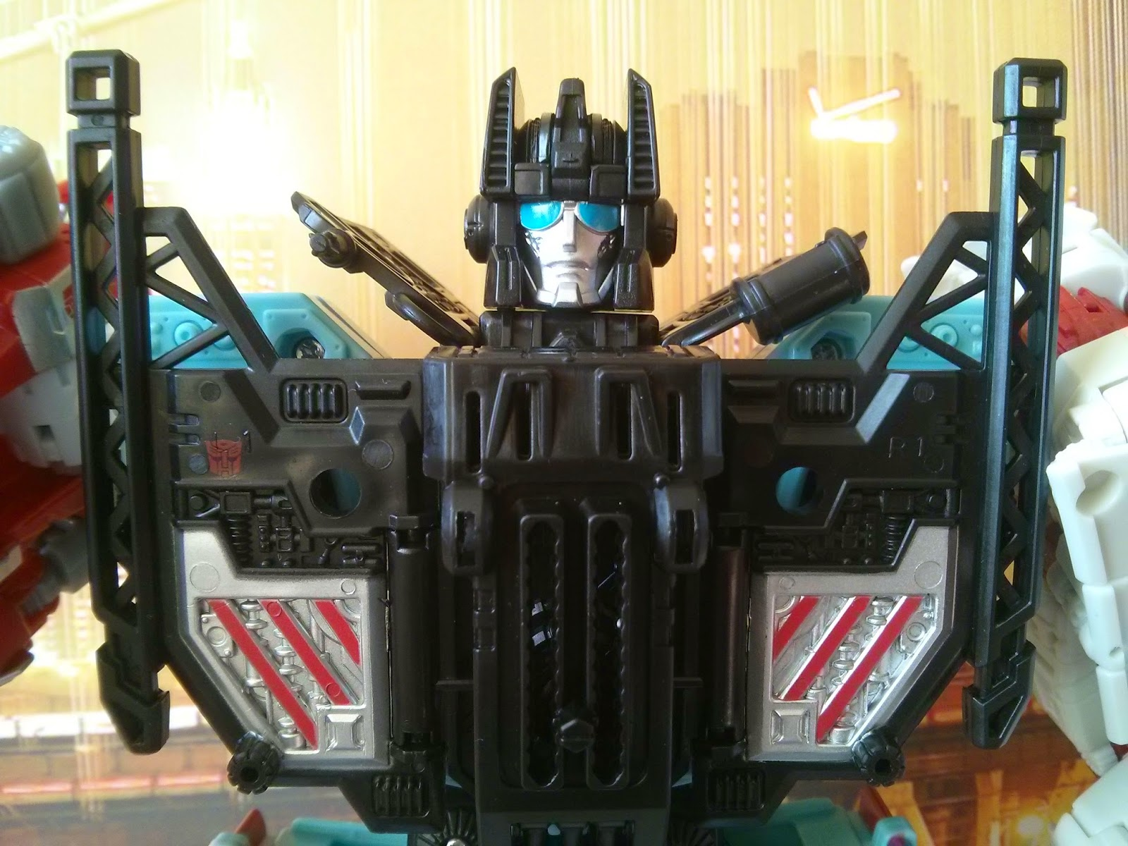 combiner wars defensor head