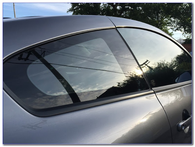TINTED Car WINDOWS Percentage Legal