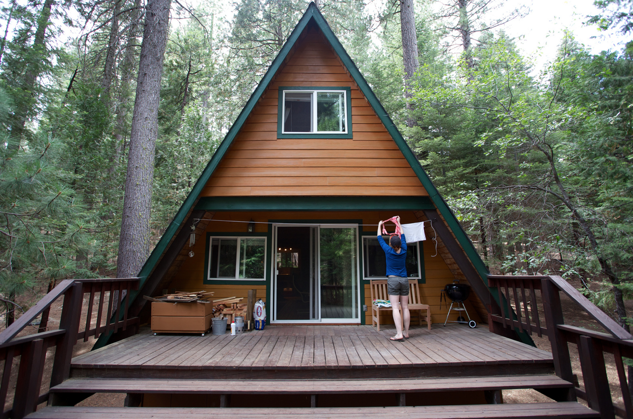 Tiny Home Designs: Coolest Cabins: Mountain Cabin