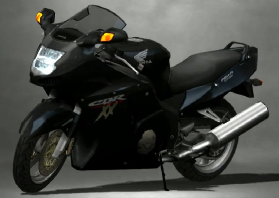 Honda CBR1100XX 2001