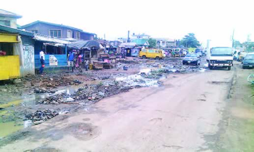 Lagos Trader Rap€s Nine-year-old Boy
