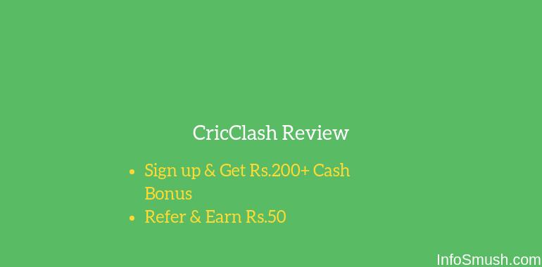 cricclash review