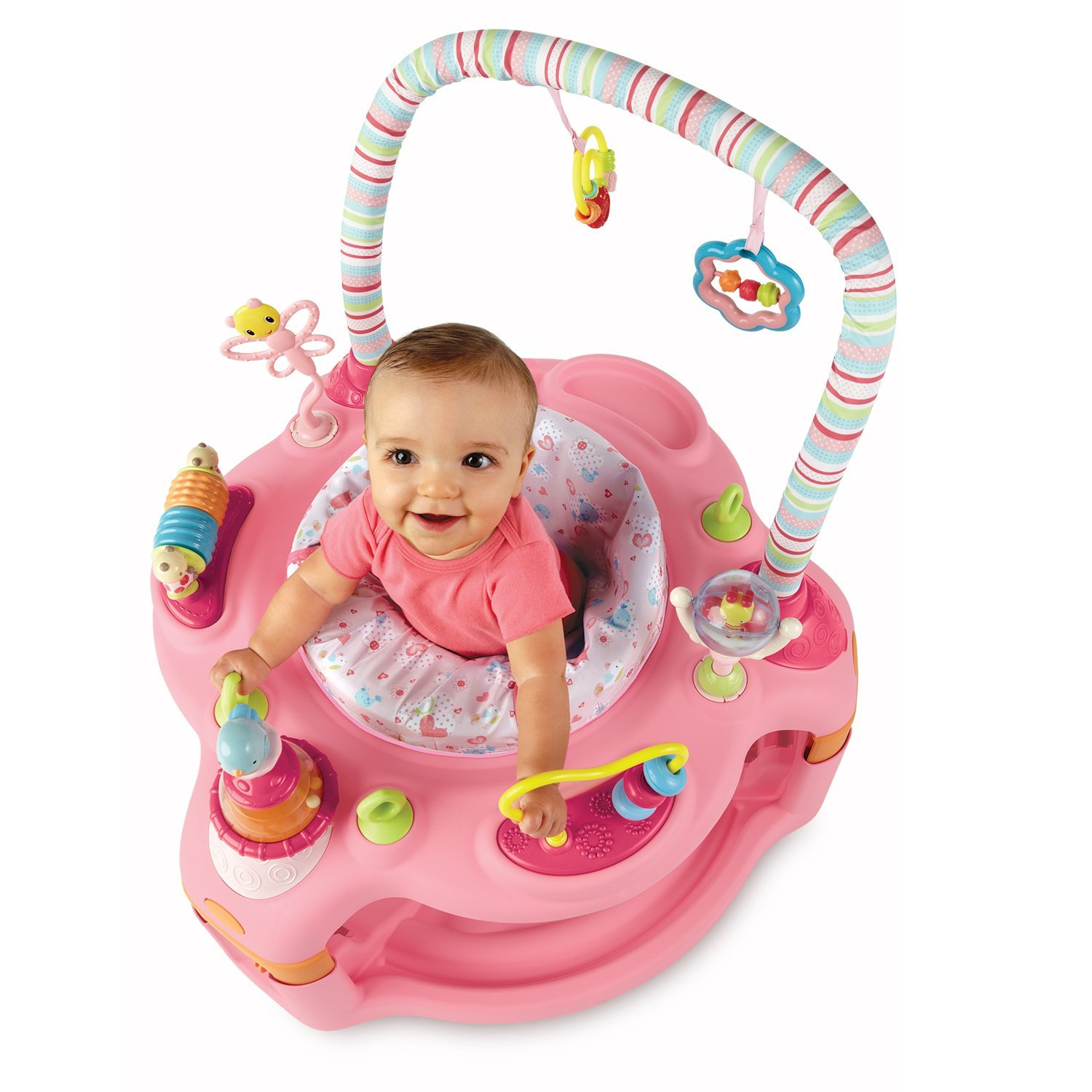 cb83f98a5161 Isabelle s New Stuff  Bright Starts Exersaucer