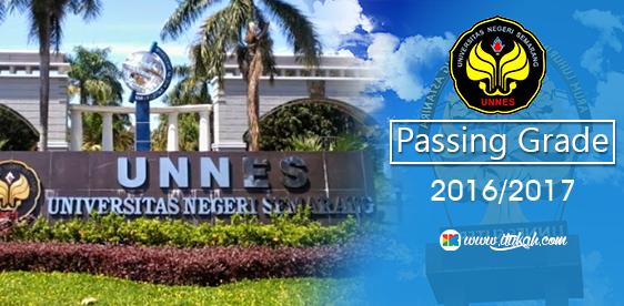 Passing Grade UNNES 2017 (Universitas Negeri Semarang)