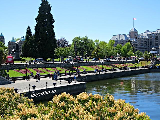 Victoria, BC waterfront