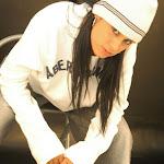 Andrea Rincon, Selena Spice Galeria 19: Buso Blanco y Jean Negro, Estilo Rapero Foto 50