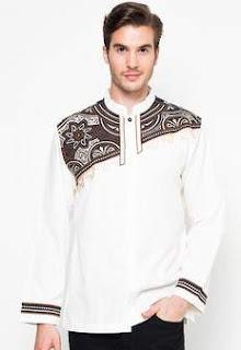 Model Baju Pria Muslim Casual Modern