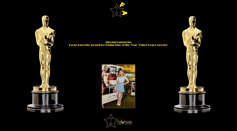 oscar favorite rising star award chloe grace moretz