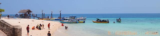 Pantai Samalona, Destinasi Mempesona di Makasar yang Mendunia