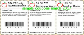 Sweet Tomatoes coupons march