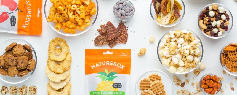 Best Food Subscription Boxes for Women - Naturebox
