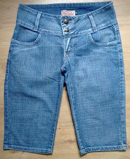 bermuda jeans Dicollani 38
