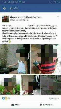 Waspadalah, Indonesia Darurat Pedofil, Jaga Dan Peluk Erat Anak-anakmu..