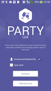 Party Link App