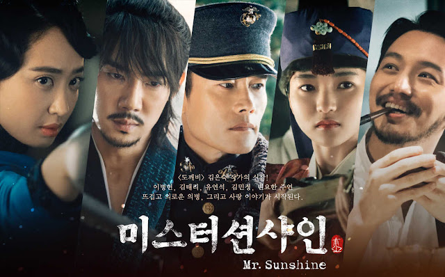 Drama Korea, Mr. Sunshine