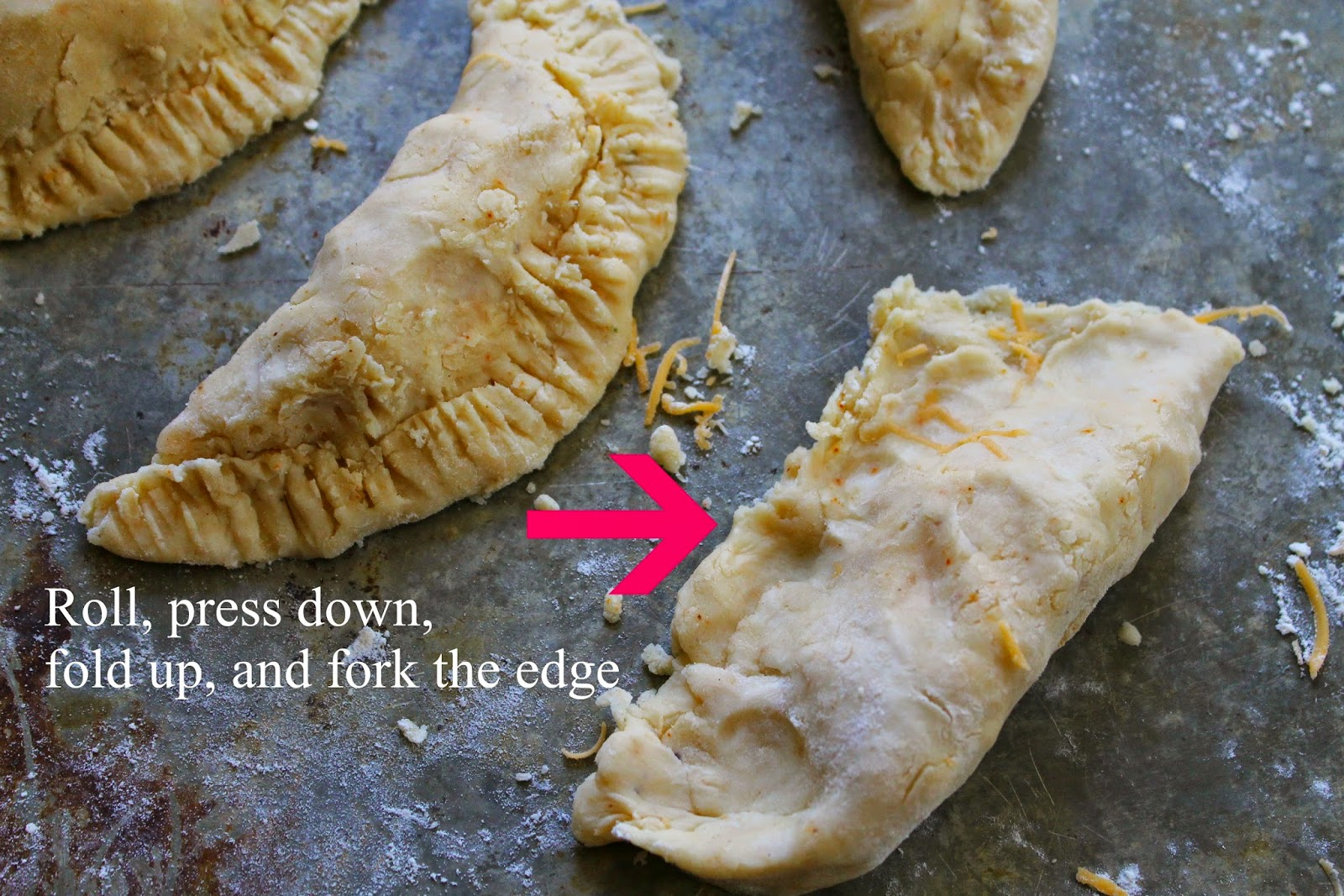 Hillshire Farm Empanada recipe #HillshireNaturals