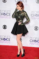 Renee Olstead at People's Choice Awards 1-6-2016