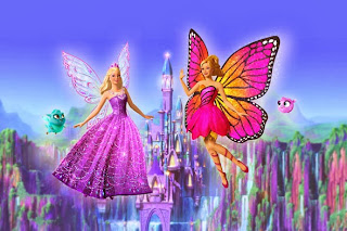 Watch Barbie Mariposa and the Fairy Princess (2013) Movie Full Online
