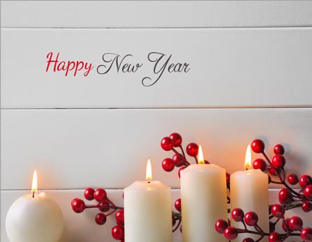 unique happy new year