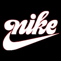 gambar logo tulisan nike
