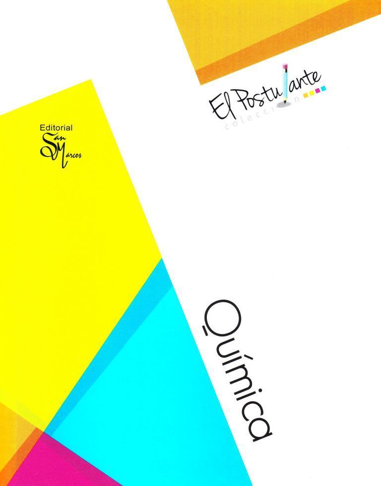 Química – Colección el postulante