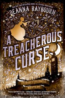 A Treacherous Curse cover