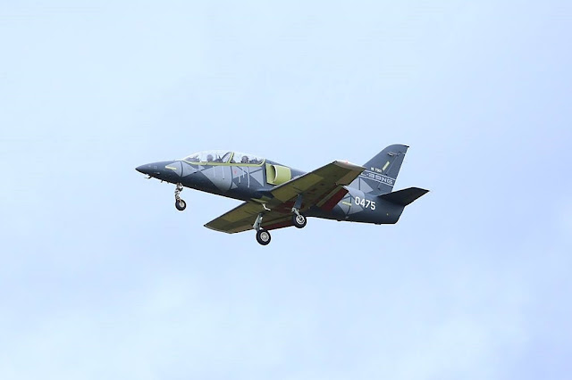 Aero L-39NG trainer first flight