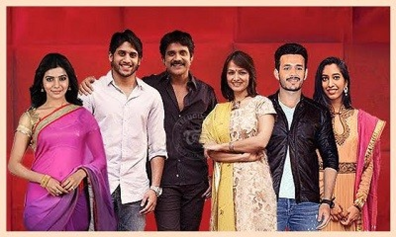 Actor Akkineni Nagarjuna And His Wife Amala Say They Are Hy With Their Sons Naga Chaitanya Akhil S Selection Of Life Partners Will