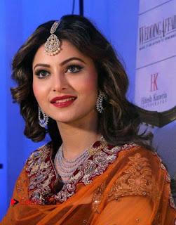 Bollywood Actress Urvashi Rautela Pictures at Wedding Affair Magazine 2016 Launch  0001.jpg