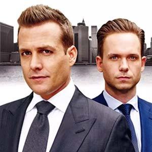 Poster da série Suits