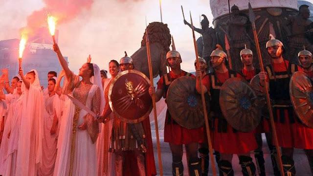 Τι συμβαίνει με τα Σκόπια και την Αθήνα;
